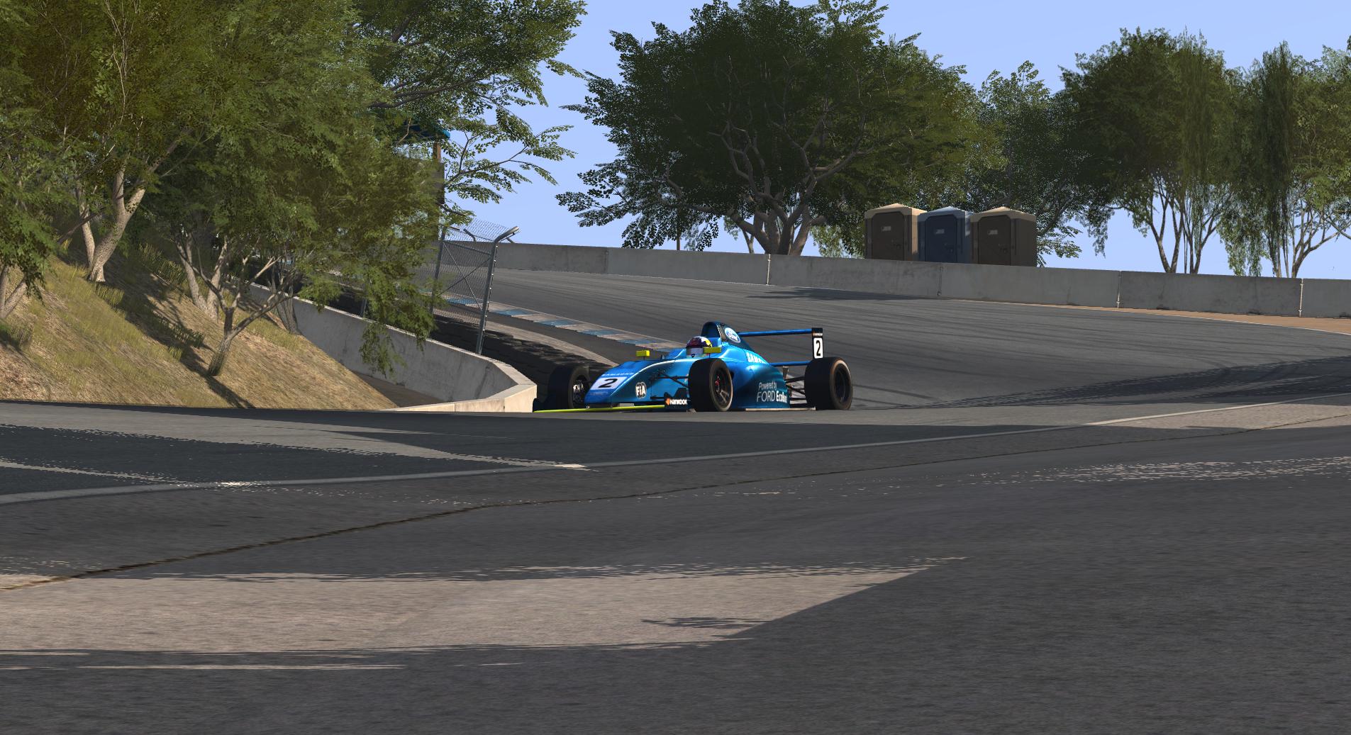 Formula 4 – GP Laguna Seca