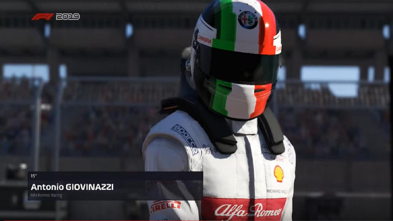 F1 2019 Grand Prix Austria