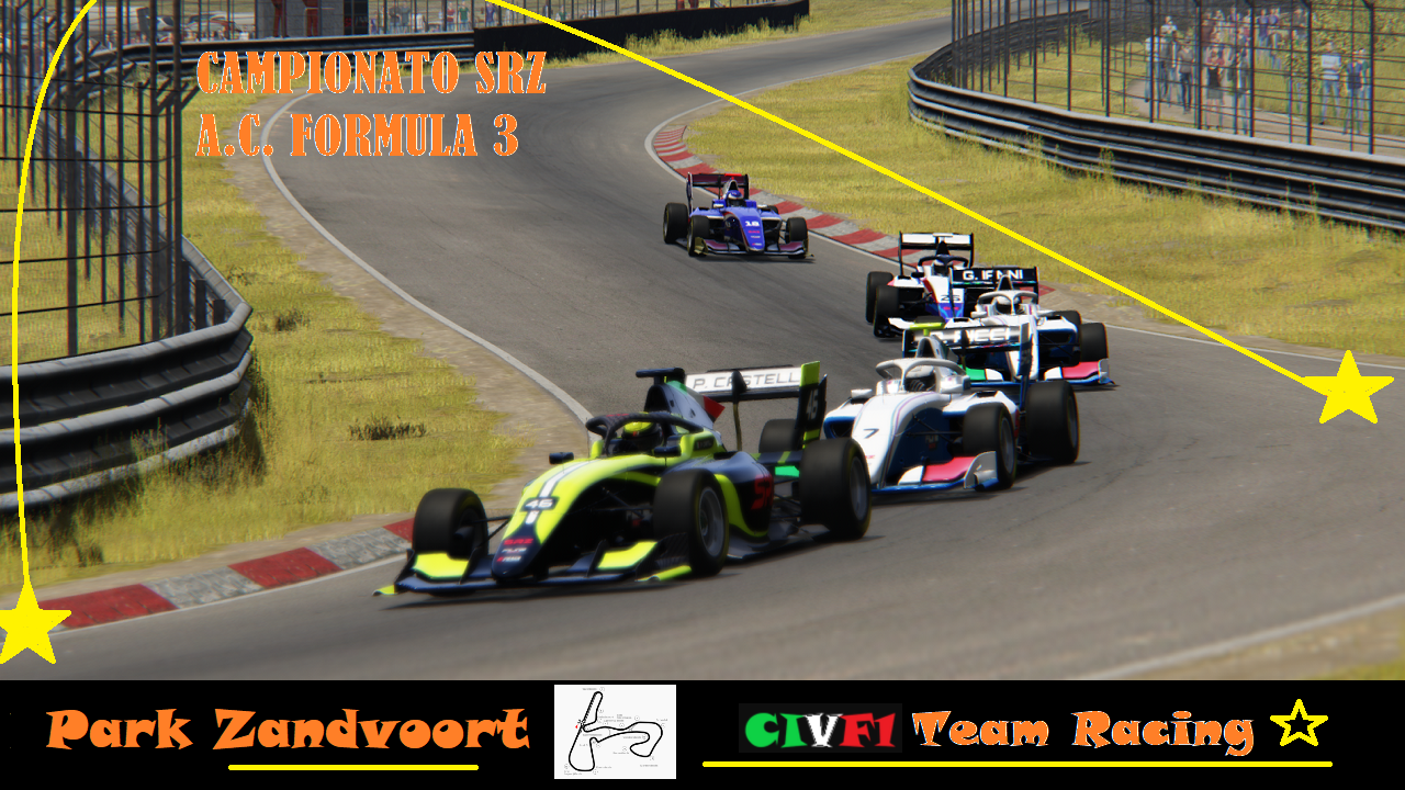 Campionato SRZ Formula 3 Zandvroort Park
