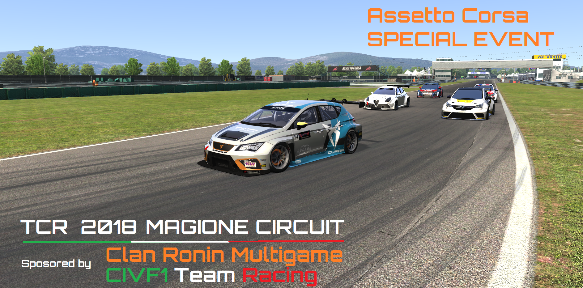 A.C. Special Event TCR – Magione
